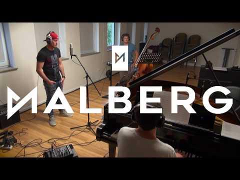 MALBERG Lieder von dir - Live Rec