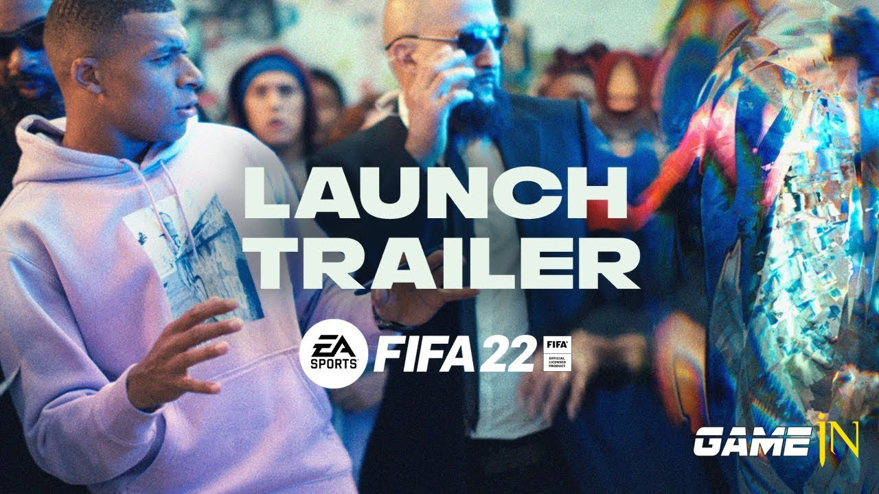 Trailer Video over FIFA 22 - EA - HyperMotion Begins - Official Launch Trailer