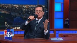 stephen colbert takes the gloves off hillary s email scandal