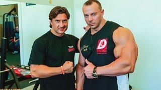Дмитрий Яшанькин - Семинар Алексея Шабуни на Fight Baza
