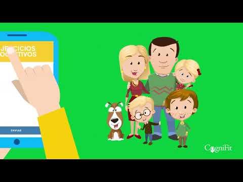 CogniFit para familias: (Trailer)