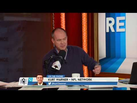 NFL Network Analyst Kurt Warner on Geno Smith & The New York Jets - 10/20/16