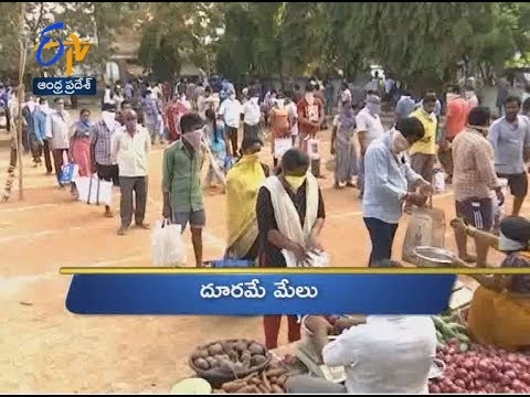 10 AM | Ghantaravam | News Headlines | 27th March 2020 | ETV Andhra Pradesh