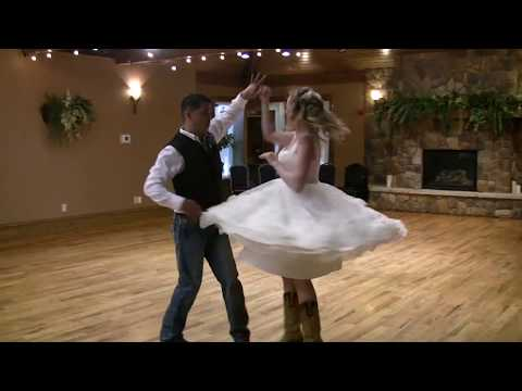 Country Wedding First Dance - Country Swing First Dance Wedding