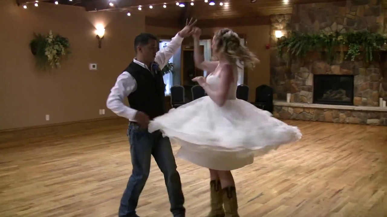 Country Wedding First Dance Country Swing First Dance Wedding