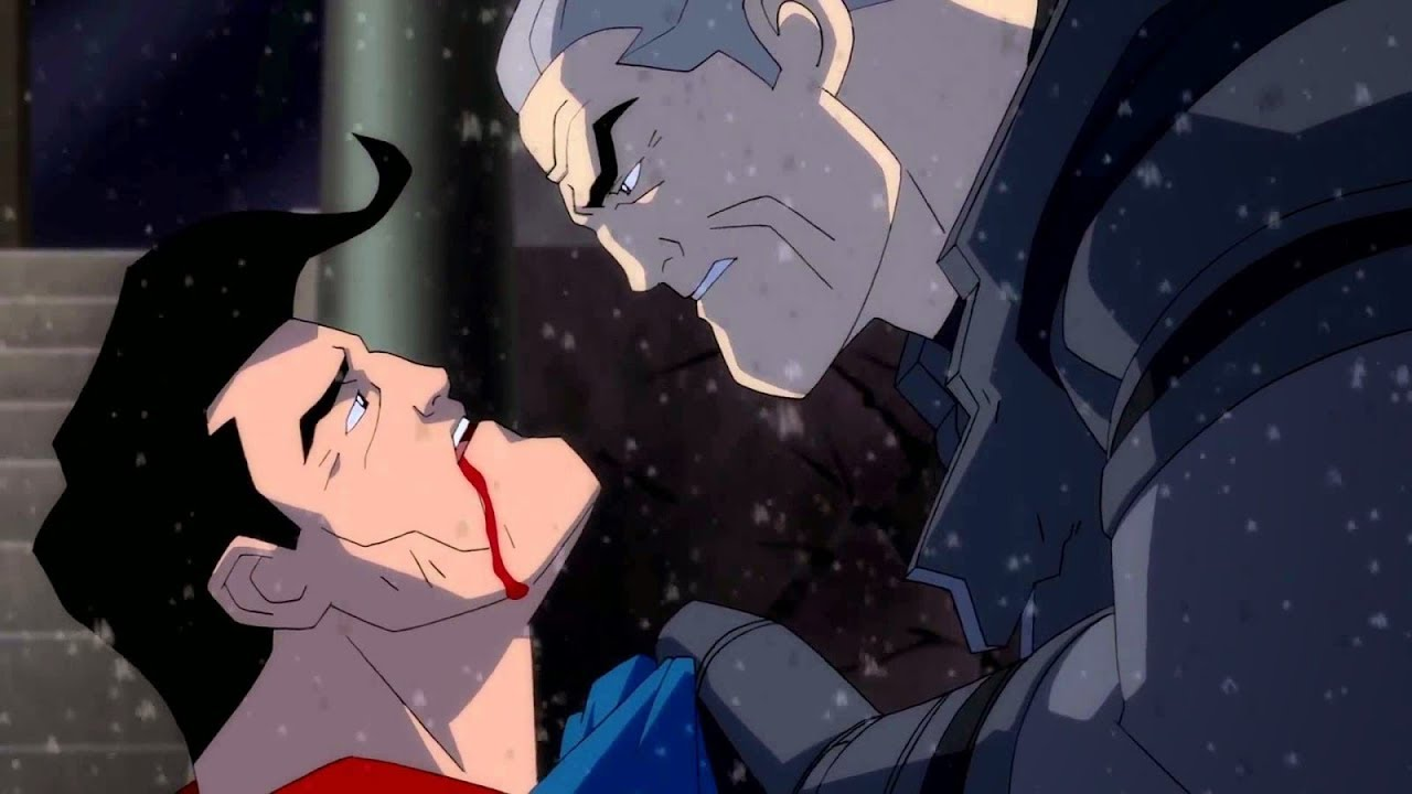 El Regreso Del Caballero De La Noche Parte 2 Batman Vs Superman Youtube