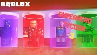 Roblox: SuperHero Tycoon #03 l (MatrixPlay)