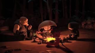 Mini Ninjas for Mac - The Campfire