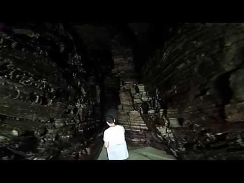 ★カテドラル・ビーチの洞窟★