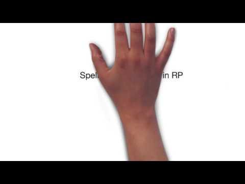 English Video 4: Received Pronunciation vs General American (Draft)