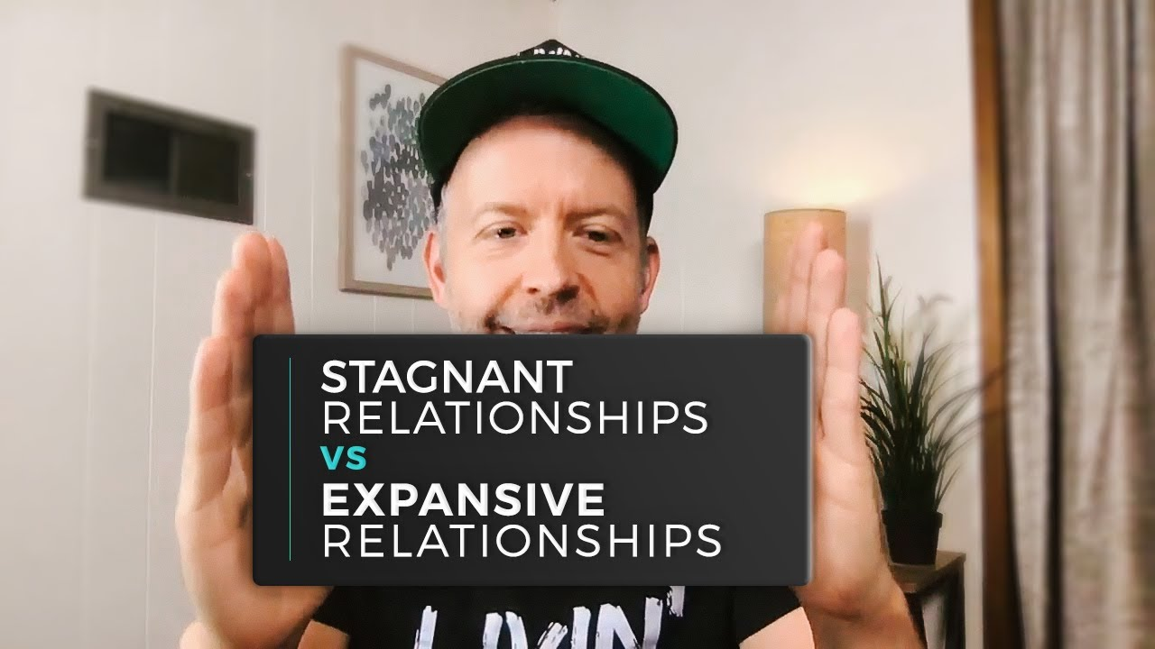 feeling stagnant in a relationship