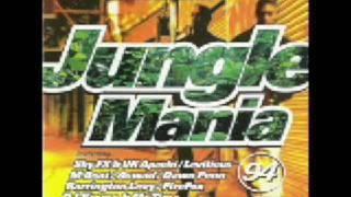 Jungle Mania - Ratpack - Tra la la Boom [Jungle Edit]