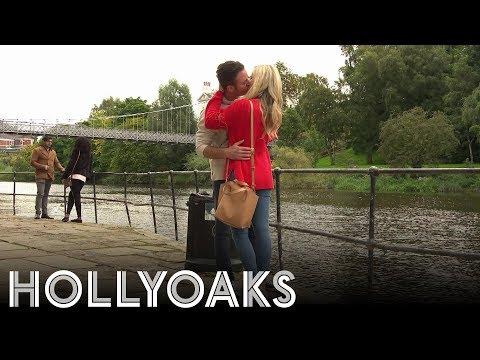 Hollyoaks: Luke's Life Is Back On Track