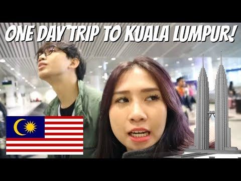 SHORT TRIP TO MALAYSIA!