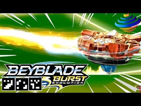 ELEMENTAL XCALIUS X3 COLLAB WITH ZANKYE + QR CODE! - BEYBLADE BURST APP