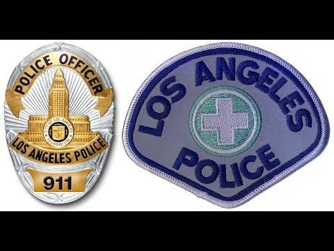LOS ANGELES, CALIFORNIA POLICE SCANNER - JUNE 3, 2019