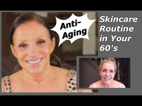 ANTI-AGING SKINCARE ROUTINE IN YOUR 60&39;S WITH MARYELLEN AFTER 60  OHCAROLSHOW