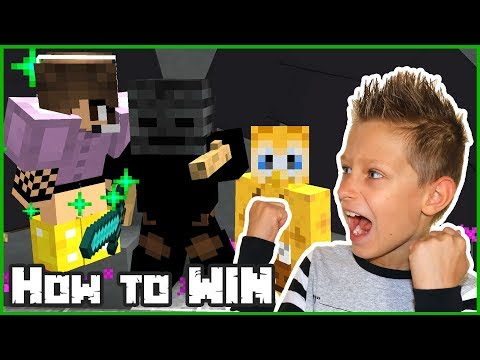 HOW TO WIN A SKYWARS GAME