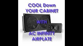 AC Infinity AIRPLATE T7 Review