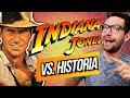 🎬 Indiana Jones vs. Prawdziwa Historia Arki Przymierza🎬