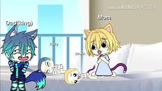 Đứa con lầy lội trở thành cô công chúa UwU|||Gacha life việt nam||By:[Cookie_Kun_]:3