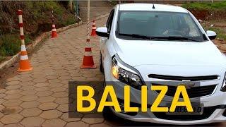 BALIZA - parte 2 - Como fazer BALIZA