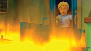 Fireman Sam US NEW Episodes | Superhero Sam!  - 40 Minutes Adventure!  🚒 | Videos For Kids