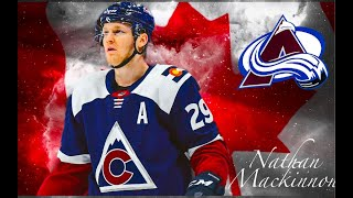 Why Nathan Mackinnon is the Best Player in the NHL (NHL highlights)