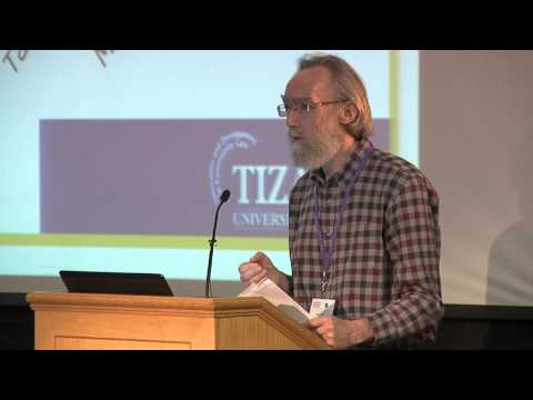 DCP 2013: Professor Peter McGill on challenging behaviour