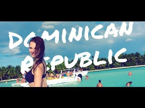Dominican Republic Trip    Punta Cana   Saona Island   Riu Palace Macao    Bea Melody