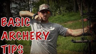 Archery tips for ACCURACY!