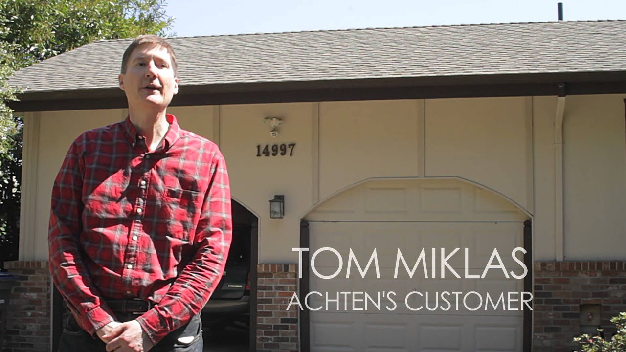 Video Testimonials Achten S Quality Roofing Tacoma Wa
