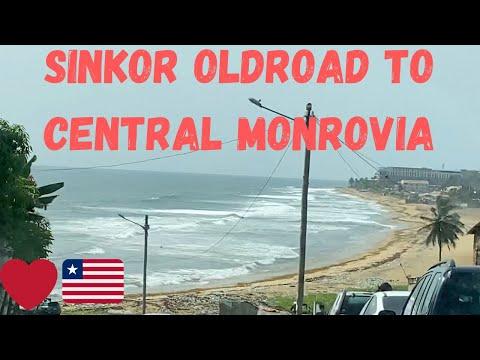 RIDE with ME: SINKOR Oldroad to Central MONROVIA | LIBERIA 2020 | HelenasQueendom