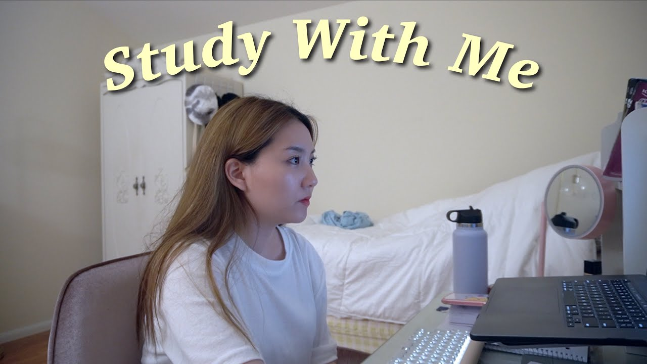 [06.18.2021] study with me