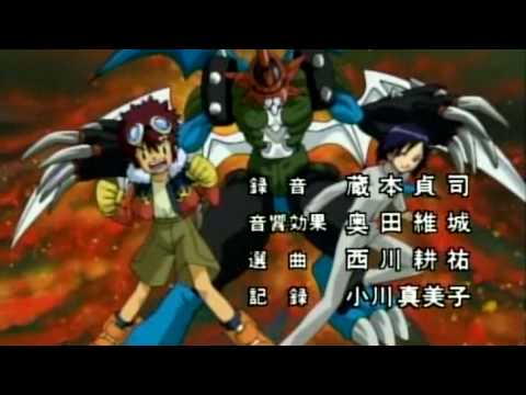 Digimon Adventure 02 Second Opening & Ending