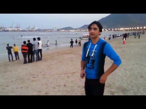 khorfakkan beach fujairah UAE