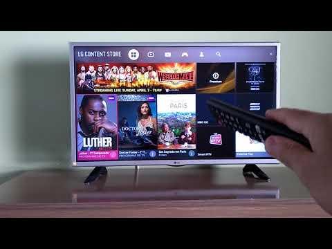 Baixando o app da HBO Go na Loja de app da LG (atendendo apedido)