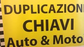 CHIAVE CON TRANSPONDER PER HONDA MILANO
