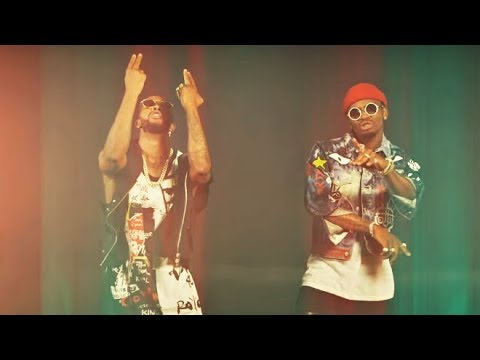 DIAMOND PLATNUMZ ft OMARION - African Beauty (Official Music Video)