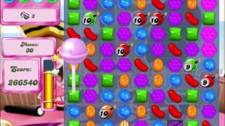 Candy Crush Saga Level 384 Hard Level