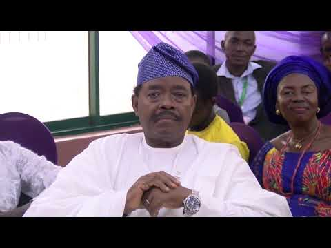 2018 Closing Ceremony oF Lagos International Trade Fair