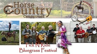 Pick N Ride Bluegrass Festival at Horse Country Campground
