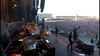 Sepultura Live at Rock in Rio, main stage, Rio de Janeiro, Brazil,04/10/ 2019 Full show. Setlist : Arise (missing) Territory Phantom Self Choke Attitude Inner Self ...