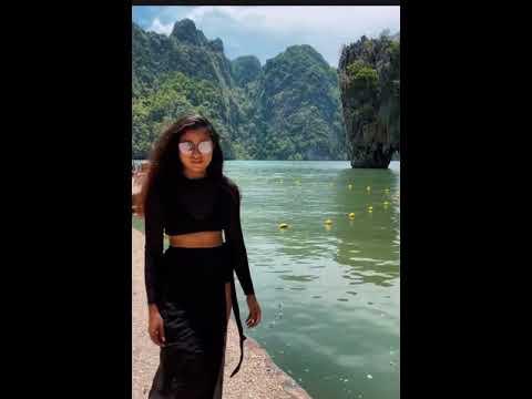 James Bond Island, Phuket, Thailand | #youtubeshorts #shortvideo #shorts