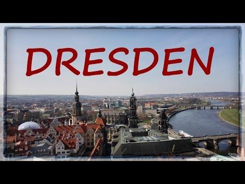 Städtetrip #1 Dresden Spaziergang durch die Altstadt - Frauenkirche