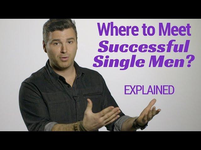 How to meet single men