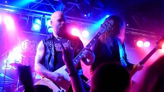 Grand Magus - Iron Will - live in Munich (Backstage) 27.10.2017