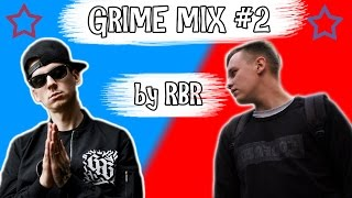 GRIME MIX #2 BY RBR (PLANT,BUZZWORD,NO LIMIT,KARNAGE)