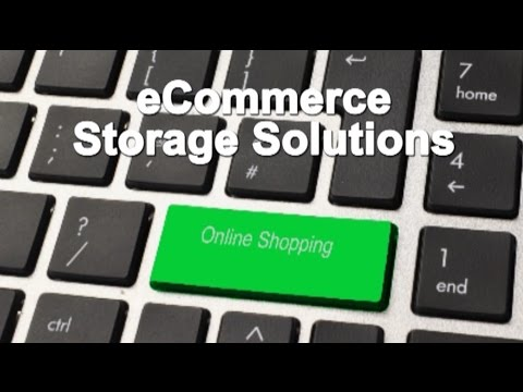 E-Commerce - Optimised Storage for a Dynamic Environment