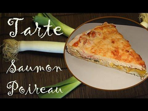 🍴-tarte-saumon-/-poireaux-🍴